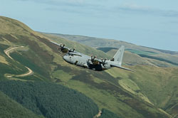 Low level in Wales