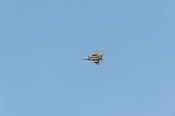 USAF Boeing F-15, Lowfly, Wales