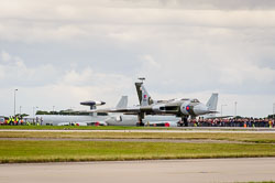 Lancaster Tour, RAF Waddington, 2014-08