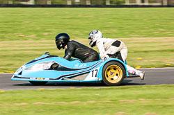Tony Wheatley & Neil Wheatley, FSRA F350/Post Classic, NG, Cadwell Park 2011
