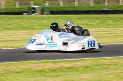 Dave Smith & Ben Weston, FSRA F350/Post Classic, NG, Cadwell Park 2011