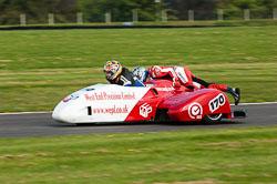 Sidecar, NG, Cadwell Park, 2011