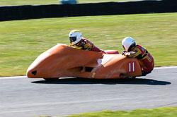 Carl Fenwick & Mark Sayers, FSRA F2, Derby Phoenix, Cadwell Park, 2011