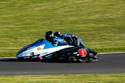 John Holden & Andy Winkle, FSRA F2, Derby Phoenix, Cadwell Park, 2011