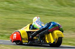 Tim Reeves & Gregory Cluze, FSRA F2, Derby Phoenix, Cadwell Park, 2011