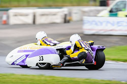 Open Sidecars, Sidecar Festival, Mallory Park, October 2012