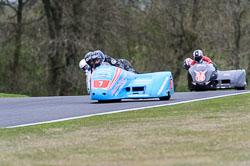 Sidecar, NG, Cadwell Park, 2013