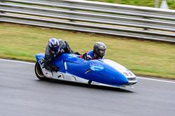 Bruce Munro & Paul Jeffrey, MRO, 2013-06, Snetterton