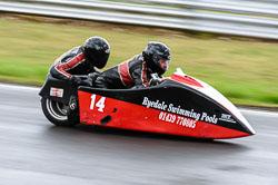 Simon Christie & Sam Christie, MRO, 2013-06, Snetterton