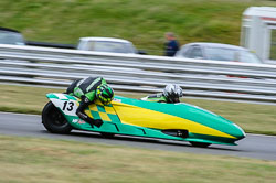 Jon Restall & Colin Nicholson, MRO, 2013-06, Snetterton