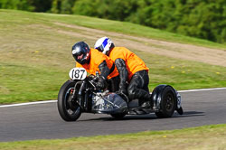 VMCC, Cadwell Park, September 2013