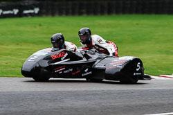 Robert Biggs & Jamie Biggs, BMCRC, Cadwell Park, 2013-09