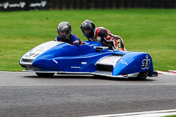 Bruce Munro & Phil Jones, BMCRC, Cadwell Park, 2013-09