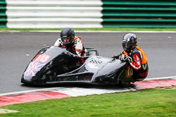 Richard Hackney & Andrew Mitchell, BMCRC, Cadwell Park, 2013-09