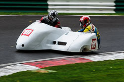 Lee Eastell & Guy Scott , BMCRC, Cadwell Park, 2013-09