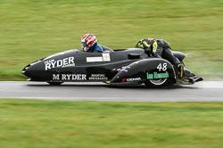 Sam Ryder & Ben Hughes, BMCRC, Cadwell Park, 2013-09