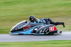 Dave Atkinson & Mike Aylott, BMCRC, Cadwell Park, 2013-09