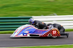 Lee Crawford & Stuart Ramsey, Auto66, Cadwell Park, 2013-10