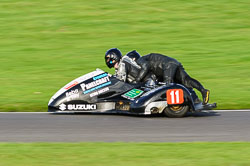 J Noble & S Chandler, Auto66, Cadwell Park, 2013-10
