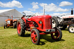 David Brown 25 at Lincolnshire Show, Lincolnshire Showground, Lincolnshire, June 2018. Photo: Neil Houltby