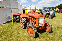 Fordson at Lincolnshire Show, Lincolnshire Showground, Lincolnshire, June 2018. Photo: Neil Houltby