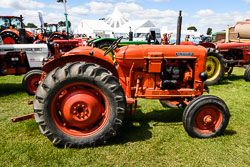 Nutfield Universal Three at Lincolnshire Show, Lincolnshire Showground, Lincolnshire, June 2018. Photo: Neil Houltby