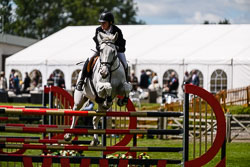 The Lincolnshire Show Grand Prix at Lincolnshire Show, Lincolnshire Showground, Lincolnshire, June 2018. Photo: Neil Houltby