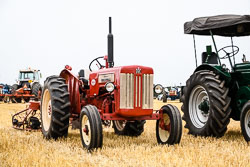 McCormick International B414 at National Vintage Tractor & Engine Club Show, Bothamsall, Nottinghamshire, August 2018. Photo: Neil Houltby