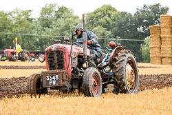 Massey Ferguson MF-35 at National Vintage Tractor & Engine Club Show, Bothamsall, Nottinghamshire, August 2018. Photo: Neil Houltby