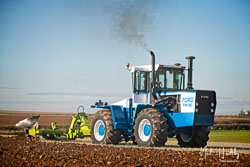 Ford FW-60 at Barton Upon Humber Ploughing Tournament, Worlaby Top, Lincolnshire, October 2018. Photo: Neil Houltby