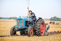 Fordson Power Major at NVTE Working Weekend, Bothamsall, Nottinghamshire, August 2019. Photo: Neil Houltby