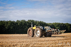 Muir Hill at Flintham and District Ploughing Match, Scarrington, Nottinghamshire, September 2019. Photo: Neil Houltby