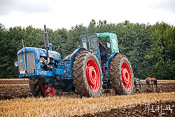 Doe Fordson at Flintham and District Ploughing Match, Scarrington, Nottinghamshire, September 2019. Photo: Neil Houltby