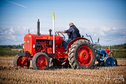 Nuffield 10/42 at North Notts Ploughing Match, Blyth, Nottinghamshire, September 2019. Photo: Neil Houltby