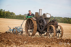 International Mogul 10-20 at British National Ploughing Championship, Nocton, Lincolnshire, October 2019. Photo: Neil Houltby
