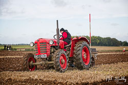 Zetor 3045 at British National Ploughing Championship, Nocton, Lincolnshire, October 2019. Photo: Neil Houltby