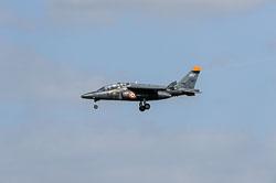 FAF Alpha Jet. RAF Lakenheath