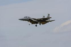 USAF Boeing F-15c, Lakenheath