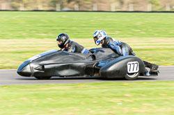 Jim Hamilton, Sidecar, NG, Cadwell Park, 2011