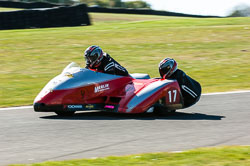 Howard Baker & Mike  Killingsworth, FSRA F2, Derby Phoenix, Cadwell Park, 2011