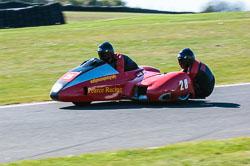 Russ Pearce & Rod Pearce, FSRA F2, Derby Phoenix, Cadwell Park, 2011