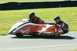 Roy Hanks & Dave Wells, FSRA F2, Derby Phoenix, Cadwell Park, 2011