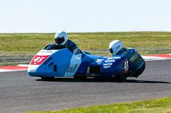 Dave Atkinson & Phil Knapton, FSRA F2, Derby Phoenix, Cadwell Park, 2011