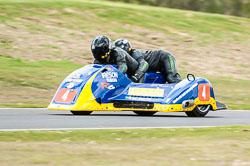 Tony Elmer & Darren Marshall, FSRA F2, Derby Phoenix, Cadwell Park, 2011