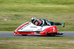 Gary Brant & Todd Ellis, FSRA F2, Derby Phoenix, Cadwell Park, 2011
