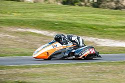 Frank Lelias & Jerome Vannier, FSRA F2, Derby Phoenix, Cadwell Park, 2011
