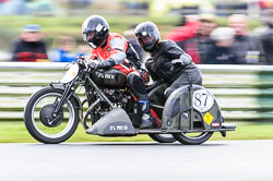 Vintage, Sidecar Festival, Mallory Park, October 2012