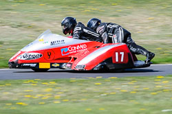 Howard Baker & Mike Killingsworth, FSRA,  Derby Phoenix, Cadwell Park, May 2013