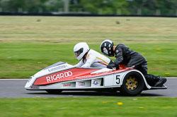 Greg Noble & Mick Fairhurst, FSRA F350 / Post Classic, Cadwell Park, May 2013