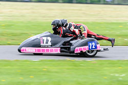 Andrew Taylor & Courtney Taylor, FSRA F350 / Post Classic, Cadwell Park, May 2013